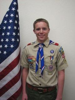 Matthew Engle - Eagle Scout 2007