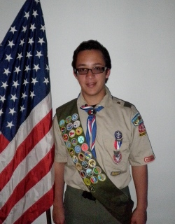 Peter G - Eagle Scout