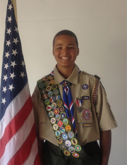 Matthew G - Eagle Scout