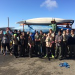 Nov 2015 Kayak Trip at Tomales Bay